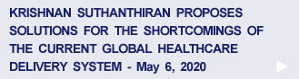 Solutions for Shortcomings of Global Healthcare System